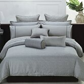Modern Leaves Jacquard Bedding Collection