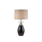 Pure Table Lamp in Dark Brown