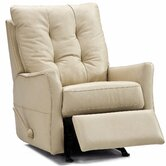 Ryan Leather Chaise Recliner