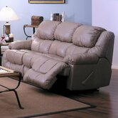 Marquise Leather Reclining Sofa