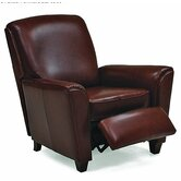 Hannah Leather Club Recliner