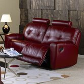 Galore Leather Reclining Sofa