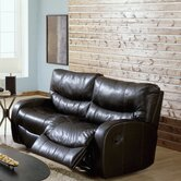 Nuzzle Leather Reclining Sofa