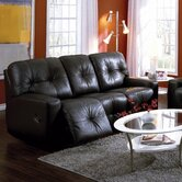 Mystique Leather Reclining Sofa
