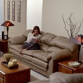 Shanti Leather Sleeper Sofa