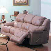 Marquise Leather Reclining Living Room Collection