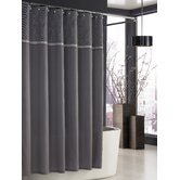 Parc East Grid Shower Curtain