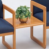 Classic Round Back Series Connecting Center Table