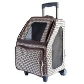 Petote Wheeled Pet Carriers