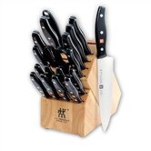 Twin Signature 19 Piece Cutlery Block Set