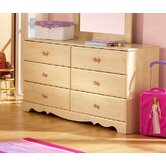 Lily Rose Double Dresser