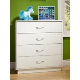 Logik 4-Drawer Chest