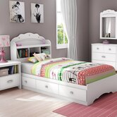 Tiara Twin Mates Captain Bedroom Collection