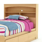 Copley Twin Bookcase Headboard
