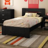 Flexible Distressed Twin Bed