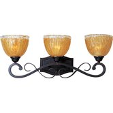 Barcelona  Vanity Light in Oil Rubbed Bronze