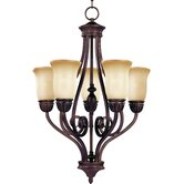 Bolero 5 Light Chandelier