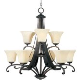 Oak Harbor 9 Light Chandelier