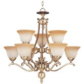 Boca 9 Light Chandelier
