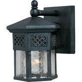 Scottsdale Small  Outdoor Wall Lantern in Country Forge