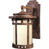 Santa Barbara Outdoor Wall Lantern - Energy Star