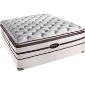 BeautyRest Peachtree Plush Pillow Top Mattress