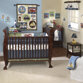 Vroom Crib Bedding Collection