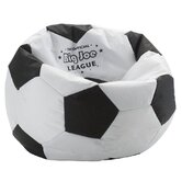 Big Joe Soccer Ball Bean Bag Chair