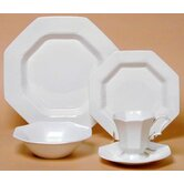 Classic White Dinnerware Set