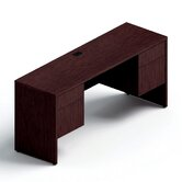 Genoa 66&quot; W Credenza with Knee Space
