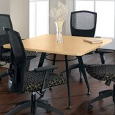 Square Top Laminate Meeting Table