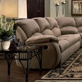 Gabriella Dual Reclining Sectional
