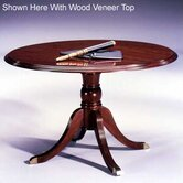 Legacy Traditional 48&quot; Round 4-Footed Pedestal Table