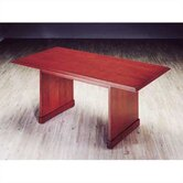 Legacy 72&quot; W Rectangular Veneer Conference Table