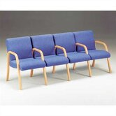 Scoop Ganging Guest Arm Chair
