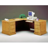 Wyndham Executive L-Shaped Workstation