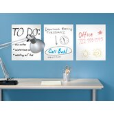 White Board (Set of 3)