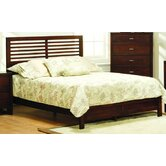 1348 Series Queen Slat Bed