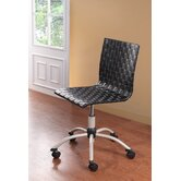 4860 Series Gas Lift Side Office Chair