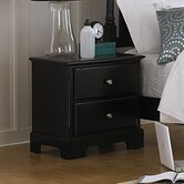 Morelle 2 Drawer Nightstand