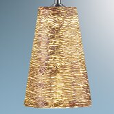 Bling II One Light Pendant with Canopy