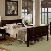 School House Casey Panel Bedroom Collection