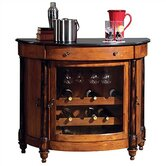 Merlot Valley Wine and Spirits Console
