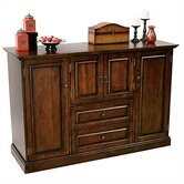 Hide - A - Bar Devino Console In Americana Cherry