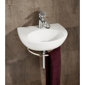 Roccanova Washbasin in White