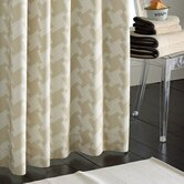Trafalgar Shower Curtain in Putty