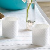 Motu Ceramic Votive Holder (Set of 2)