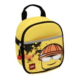 Construction Minifigure Vertical Lunch Bag