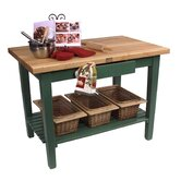American Heritage Classic Country Prep Table