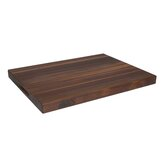 BoosBlock Commercial 1.5&quot; Walnut Cutting Board